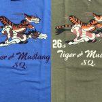 バズのTシャツ。FLYING TIGERとパンダ。【横田店】