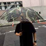 今の時期に!!!カモフラージュ柄の傘!!!【渋谷店】
