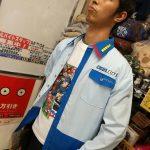 【5店舗合同ロングスリーブシャツ特集】CAPCOM ROCKMAN DRN SHIRT ≪AKIBA店≫