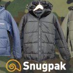 高い保温性と最高の暖かさを実現したスナグパック ジャケット !! 東久留米店