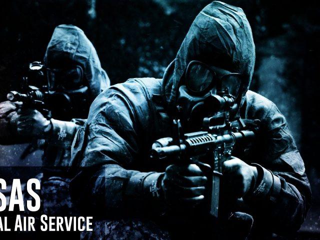 英陸軍特殊空挺部隊SAS(Special Air Service)にも採用されているサバイバルキット