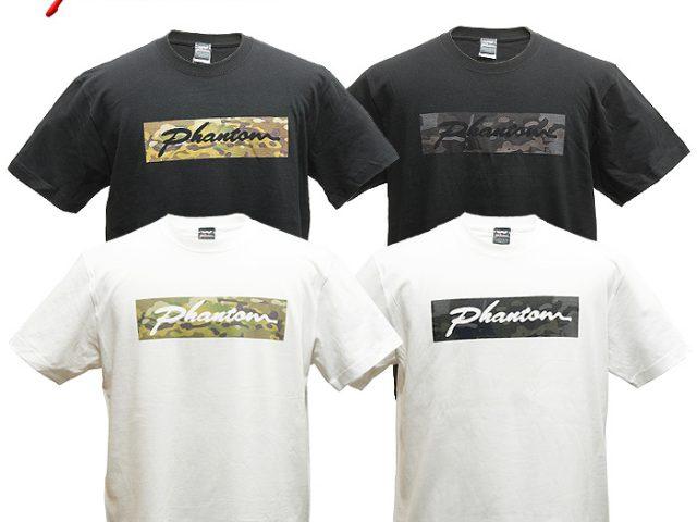 ファントム45th ANNIVERSARY Tシャツ 45周年マルチカムTYPE Tシャツ入荷 !!