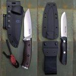 秋のアウトドアに!頑丈なフルタングナイフおすすめ4型をご紹介!