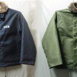 ヒューストンN-1デッキジャケットがSALE価格にて販売中 !! 【東久留米店】