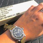 バズの腕時計 WATCH NAVIGATION Type A-11 【横田店】